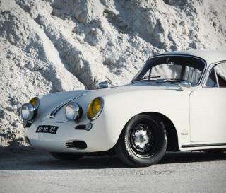 PORSCHE 356 WHITE WALKER - Imagem - 3
