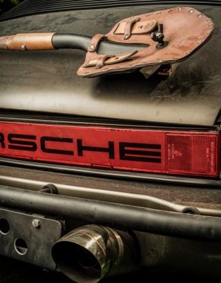 PORSCHE 911 MONOLITE PROJECT - Imagem - 2