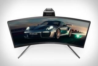 Monitor de Jogos - Porsche Design AOC Gaming Monitor