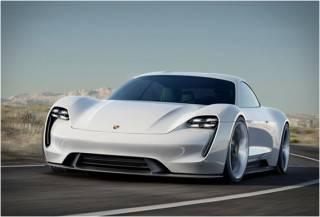 Porsche Mission E Concept - Carro Elétrico que Arrasou no Motor Show de Frankfurt