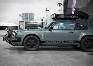 Porsche Safari RS - Imagem - 2