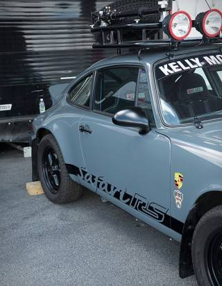 Porsche Safari RS - Imagem - 3