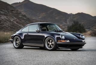 Porsche Singer Monaco