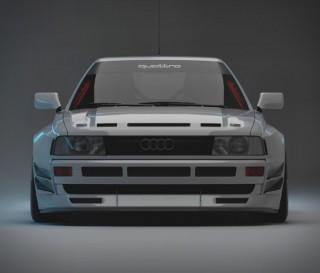 Um dos carros de corrida mais icônicos - AUDI RALLY - Imagem - 5