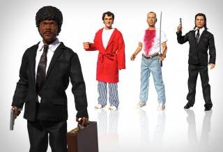 Bonecos Falantes de Pulp Fiction