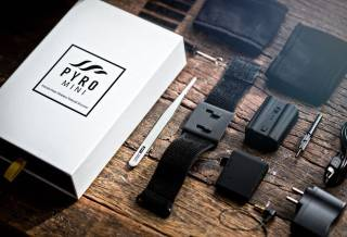 Pyro Mini | Atirador de Bolas de Fogo