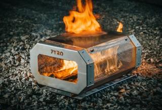 Churrasqueira portátil PYRO FIRE PIT