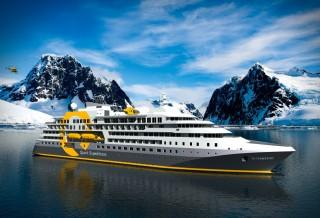 Melhor Experiência em Expedição Polar - QUARK EXPEDITIONS ULTRAMARINE CRUISE SHIP