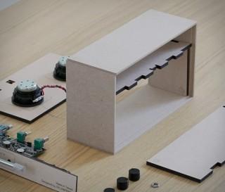 Rádio Bluetooth de Alta Qualidade - R3 DIY Bluetooth Speaker - Imagem - 3
