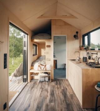 Mais Perto da Natureza - RAST TINY HOUSE ON WHEELS - Imagem - 4