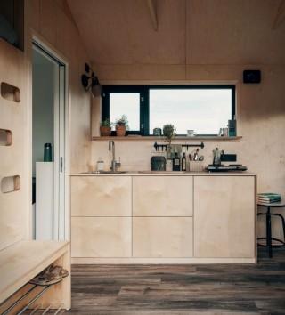 Mais Perto da Natureza - RAST TINY HOUSE ON WHEELS - Imagem - 3