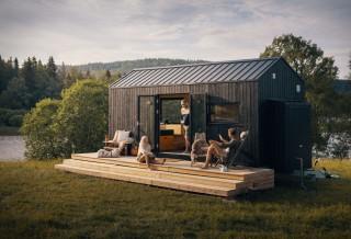 Mais Perto da Natureza - RAST TINY HOUSE ON WHEELS