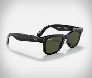 Óculos de Sol Inteligente - Ray-Ban Stories Smart Glasses - Imagem - 3