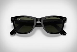 Óculos de Sol Inteligente - Ray-Ban Stories Smart Glasses