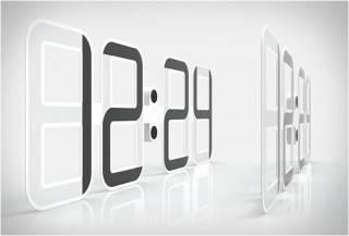 RELÓGIO DE PAREDE DIGITAL CLOCKONE - Imagem - 4