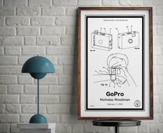 Ilustrações Patentes Retro - Imagem - 4