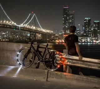 Sistema de Iluminação para Bicicletas Revolights Eclipse - Imagem - 4