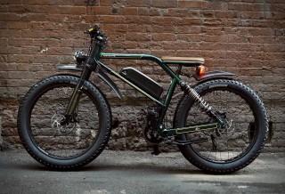 Ebike Ristretto - Bicicleta Elétrica Mais Potente do Mercado