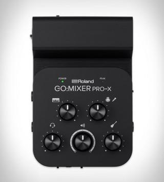 Mixer de Áudio Compacto de Qualidade Profissional - Roland GO:MIXER PRO-X - Imagem - 4