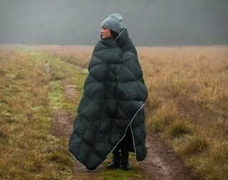 Cobertor Aquecido Rumpl Puffe - Imagem - 5