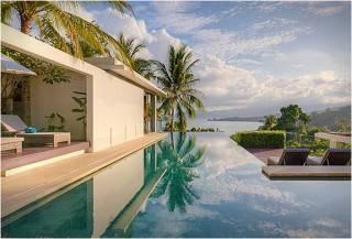 Imóveis Luxuosos Samujana - Ilha de Koh Samui na Tailândia