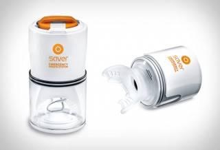 Sistema Respiratório de Emergência | Saver
