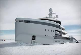 Iate Explorador - SeaXplorer - Navegar pelos Verdadeiros Destinos Intocados do Nosso Planeta