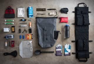 SENVENTY2 - Kit 72 horas de Sobrevivência