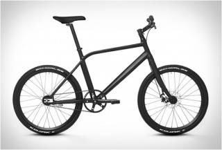 BICICLETA URBANA PEQUENA - THINBIKE BLACK