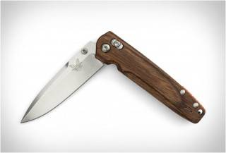 CANIVETE SHINOLA x BENCHMADE POCKET KNIFE