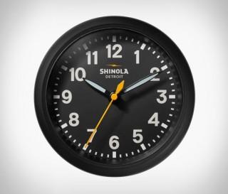 Relógio de Mesa - SHINOLA DESK CLOCK - Imagem - 4