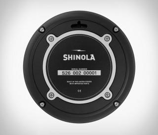 Relógio de Mesa - SHINOLA DESK CLOCK - Imagem - 2