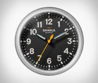 Relógio de Mesa - SHINOLA DESK CLOCK - Imagem - 5