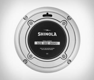 Relógio de Mesa - SHINOLA DESK CLOCK - Imagem - 3