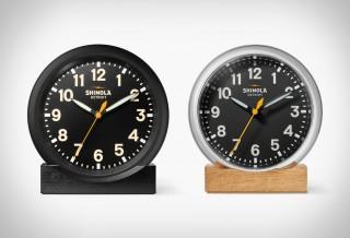 Relógio de Mesa - SHINOLA DESK CLOCK