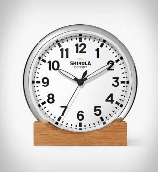 Relógio de Parede Shinola - Imagem - 4