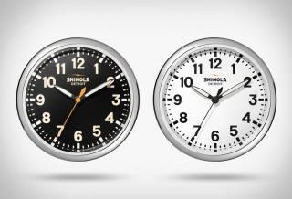 Relógio de Parede Shinola