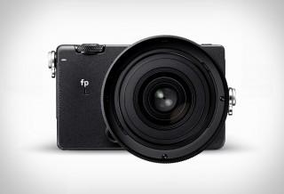 SIGMA menor e mais leve câmera digital sem espelho do mundo