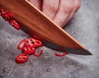 Faca de Madeira Chef SKID - Imagem - 5