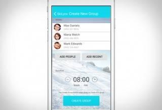 App SkiLynx para esqui - Imagem - 4