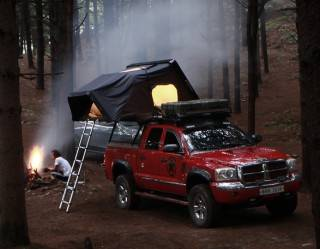 Barraca de Camping - Tenda Skycamp - Imagem - 3