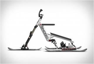 Snogo   Bicicleta para Esquiar - Imagem - 2
