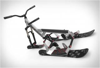 Snogo   Bicicleta para Esquiar - Imagem - 3