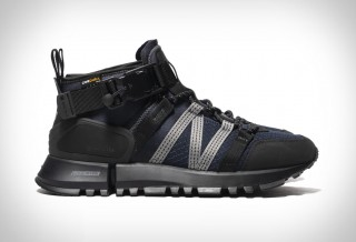 Botas Snow Peak x New Balance Sneaker Boot