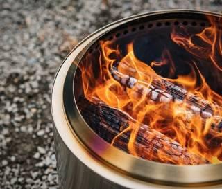 Fogão de Chão   Bonfire - Imagem - 2