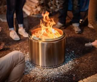 Fogão de Chão   Bonfire - Imagem - 3