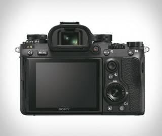 Câmera Fotográfica Sem Espelho A9 Sony - Imagem - 3