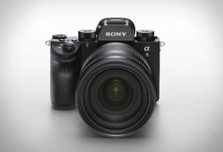 Câmera Fotográfica Sem Espelho A9 Sony
