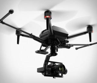 A Sony lançou seu primeiro drone - SONY AIRPEAK - Imagem - 4