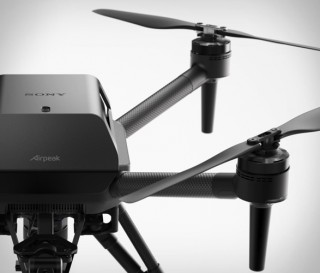 A Sony lançou seu primeiro drone - SONY AIRPEAK - Imagem - 2